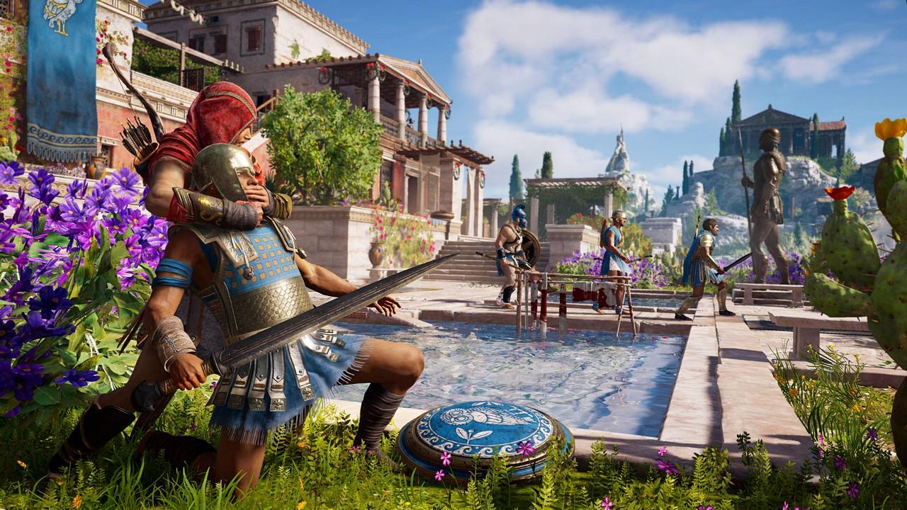 Assassin's Creed Odyssey: altissimi i voti delle prime recensioni