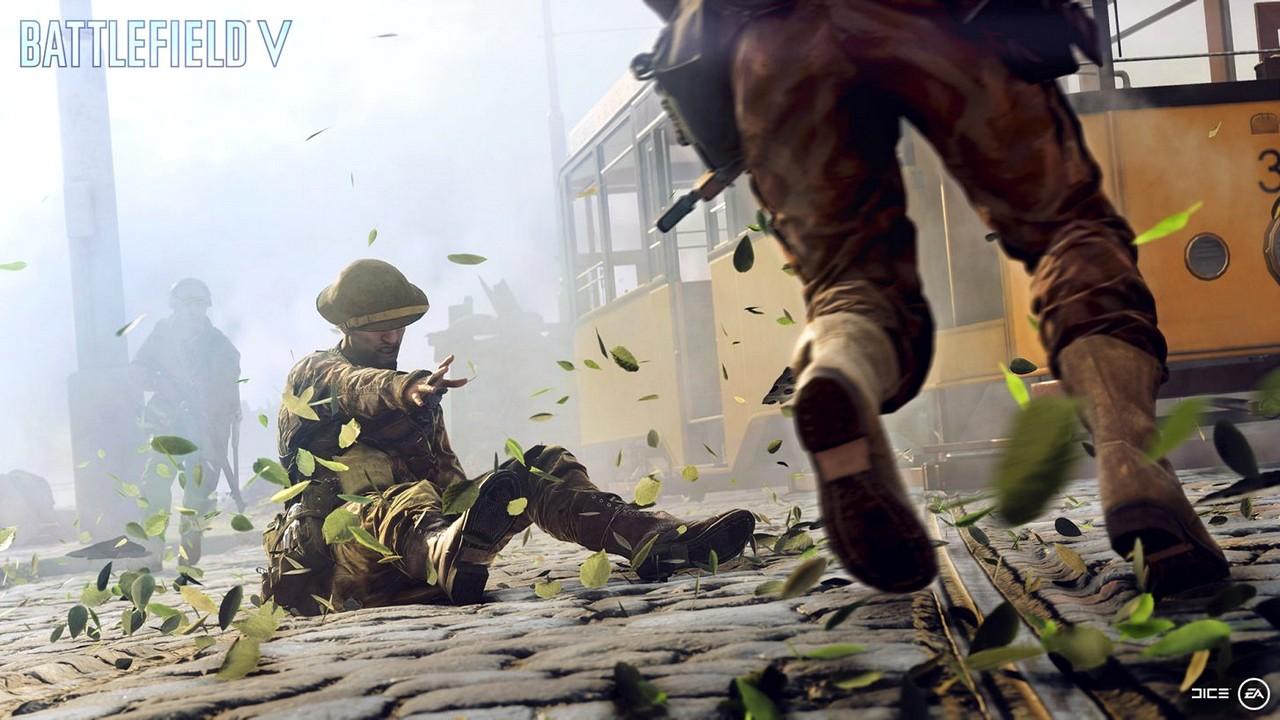 Battlefield V: ecco il trailer ufficiale della campagna singleplayer