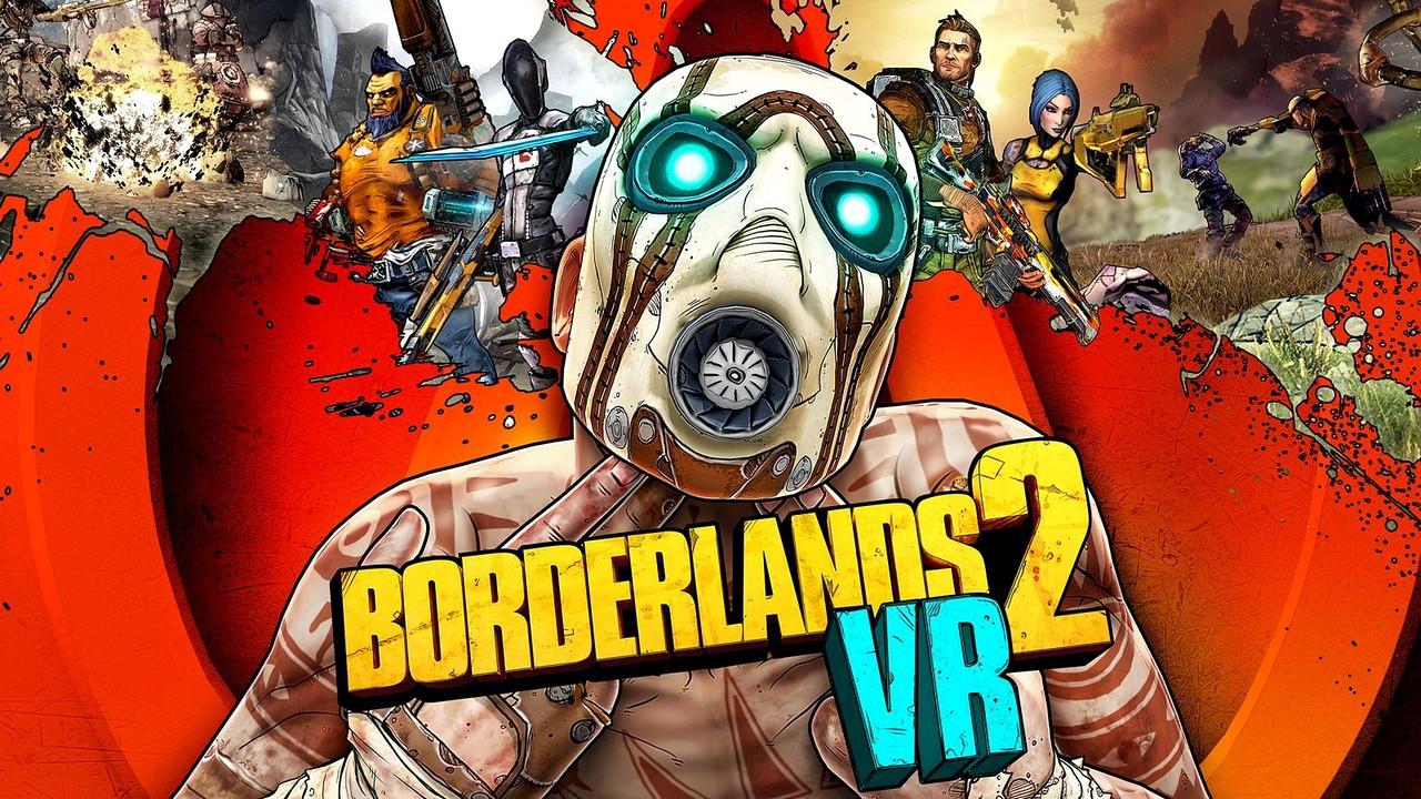 Borderlands 2: svelata la versione per PlayStation VR