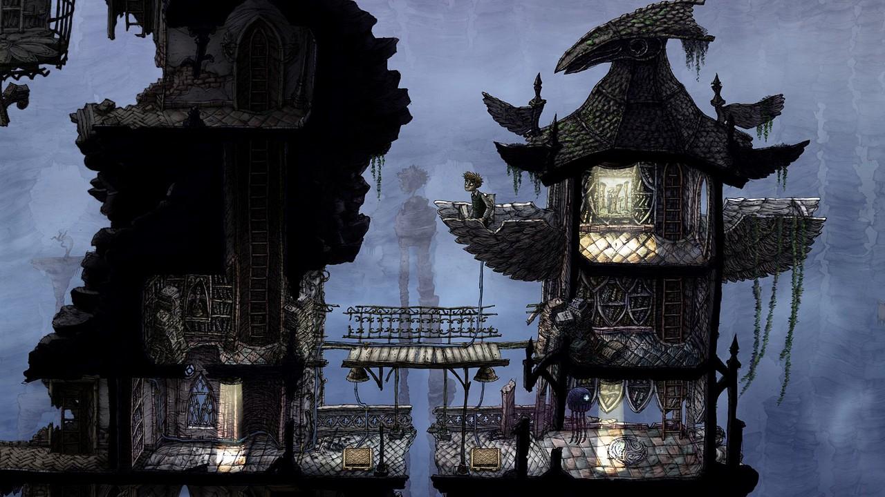 Creacks: dagli autori di Machinarium una nuova avventura gotica per PC e console