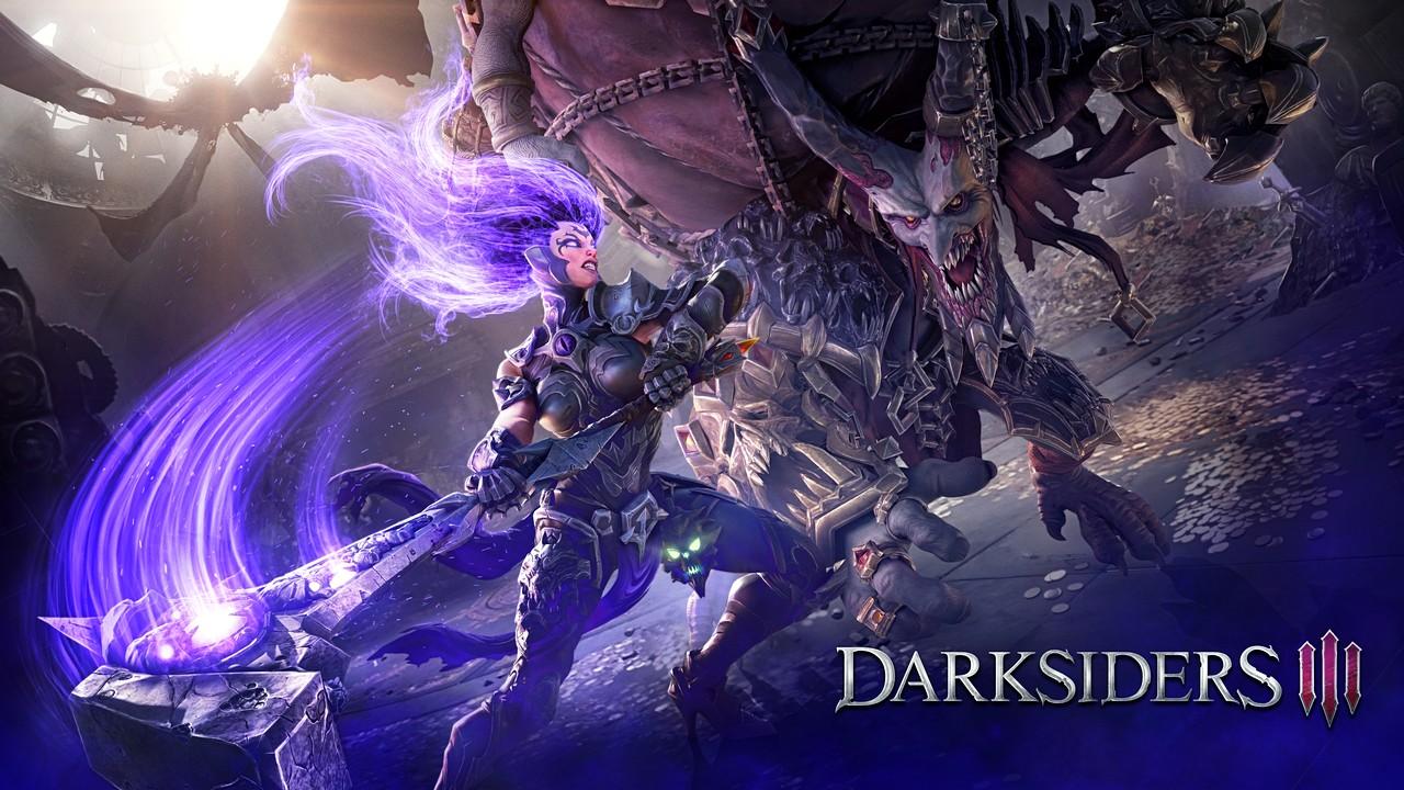 Darksiders III: nuovo video di gioco con Furia in versione Force Hollow