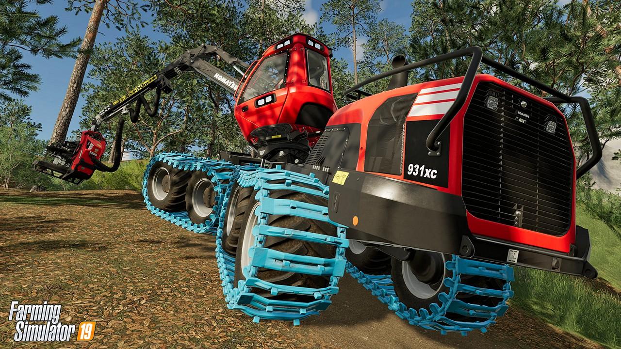 Farming Simulator 19: nuovo video sull'allevamento dei cavalli