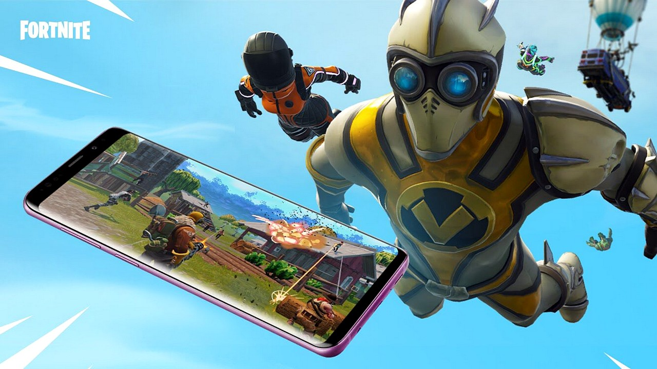 Fortnite: la beta su Android è disponibile per tutti