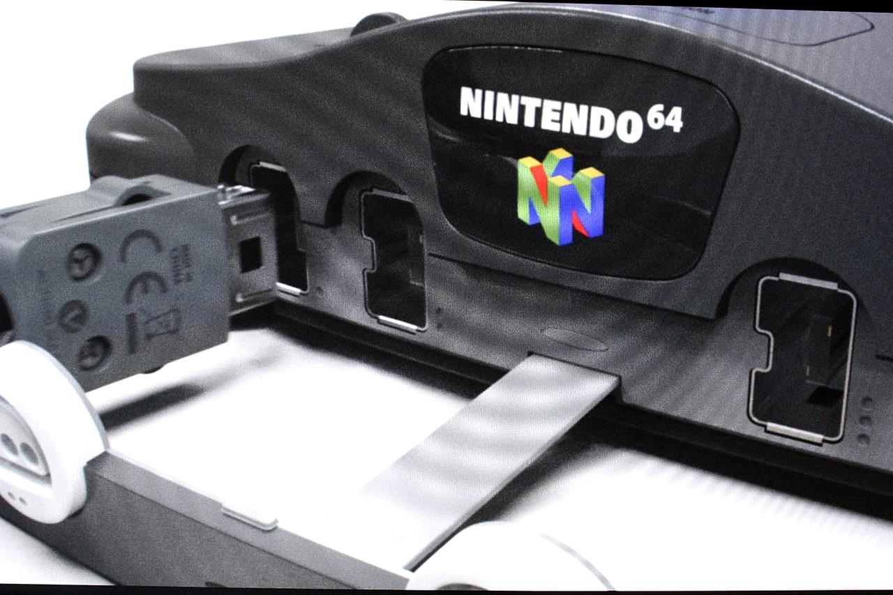 Nintendo 64 Classic Mini: spuntano in rete le prime immagini della retroconsole