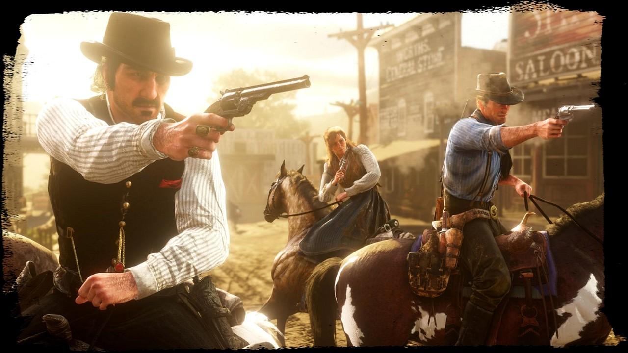 Red Dead Redemption 2: la banda di Van der Linde galoppa verso il Sole nel trailer di lancio