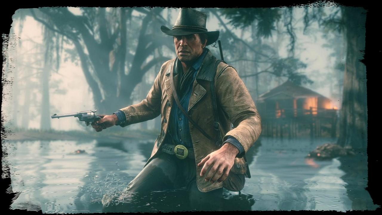 Red Dead Redemption 2: Rockstar Games ci regala gli Sticker e le GIF ufficiali
