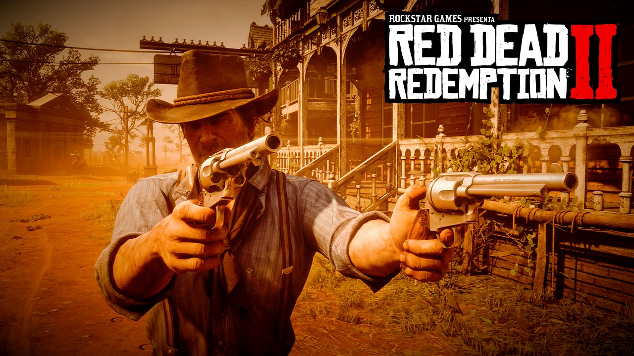 Red Dead Redemption 2: spuntano in rete i primi, divertenti glitch