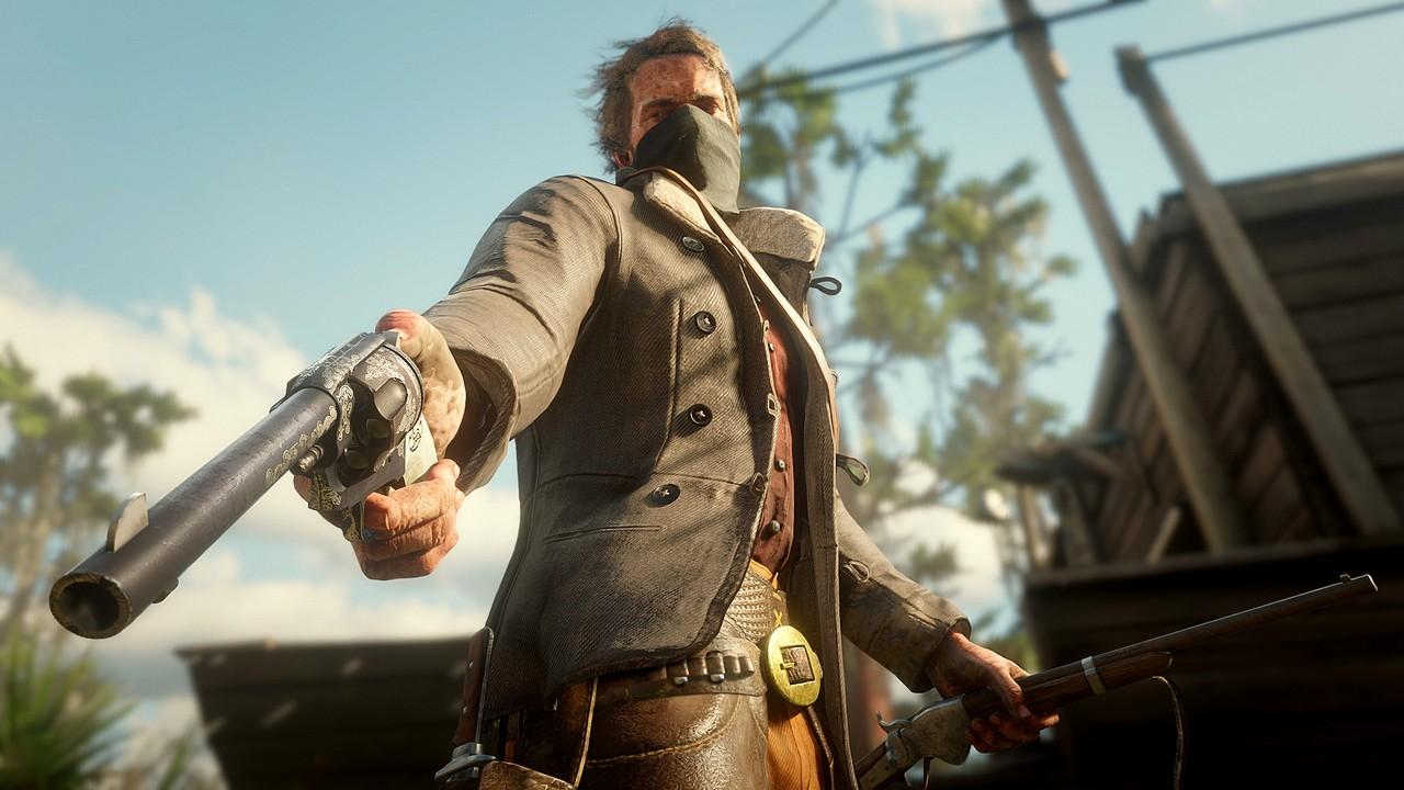 Red Dead Redemption 2: nuove immagini e informazioni sulle armi