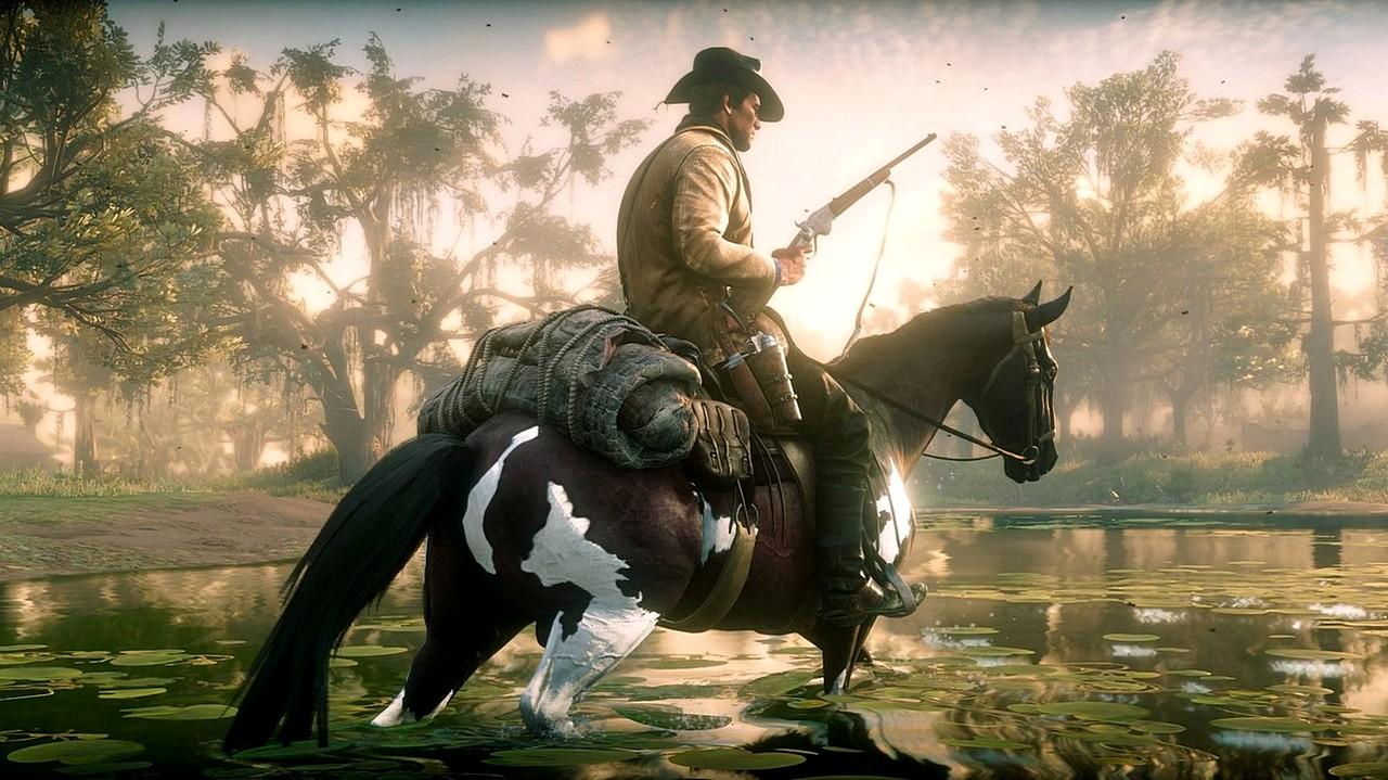Red Dead Redemption 2 includerà la mappa del gioco originale?