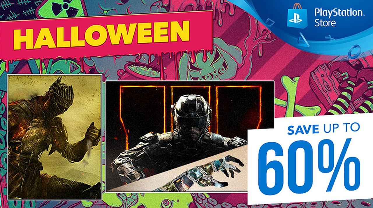 PS Store, partono gli sconti di Halloween: ecco i giochi PS4 da non perdere