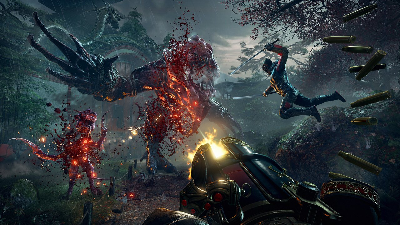 Shadow Warrior 2 scaricabile gratis per i 10 anni di GOG.com