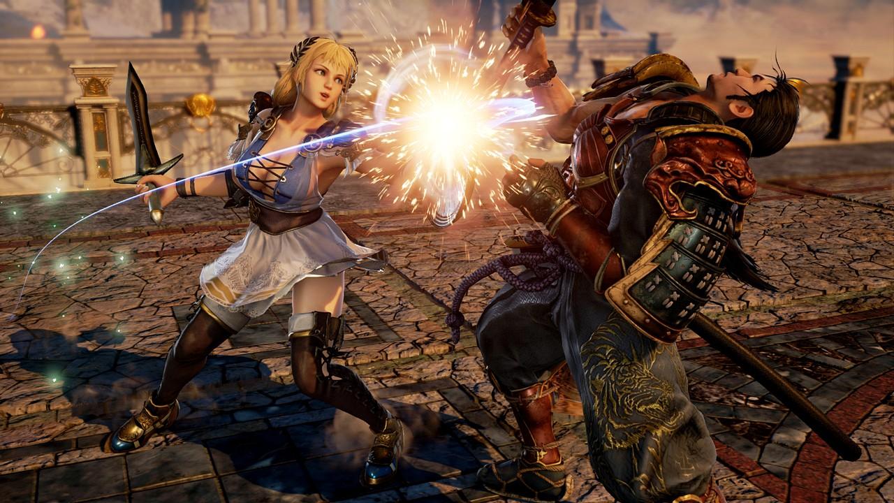 Soulcalibur VI: il trailer di lancio illustra le novità di gameplay