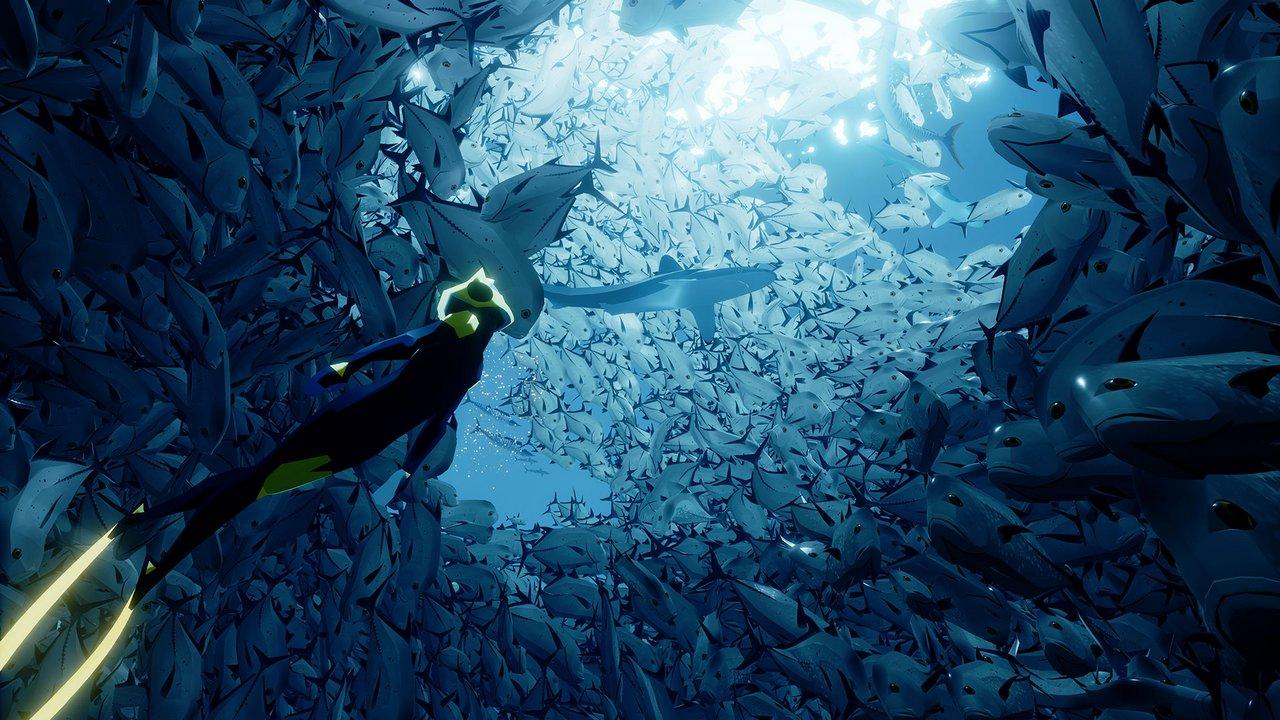 """ABZU: il """"Journey oceanico"""" di Matt Nava si tuffa su Nintendo Switch"""