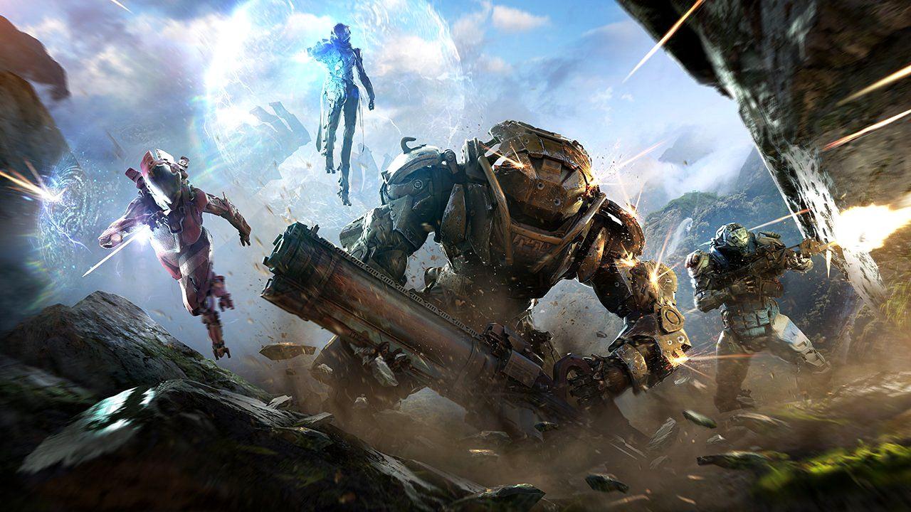 Anthem: il nuovo video dalla versione Alpha mostra le meccaniche di gioco