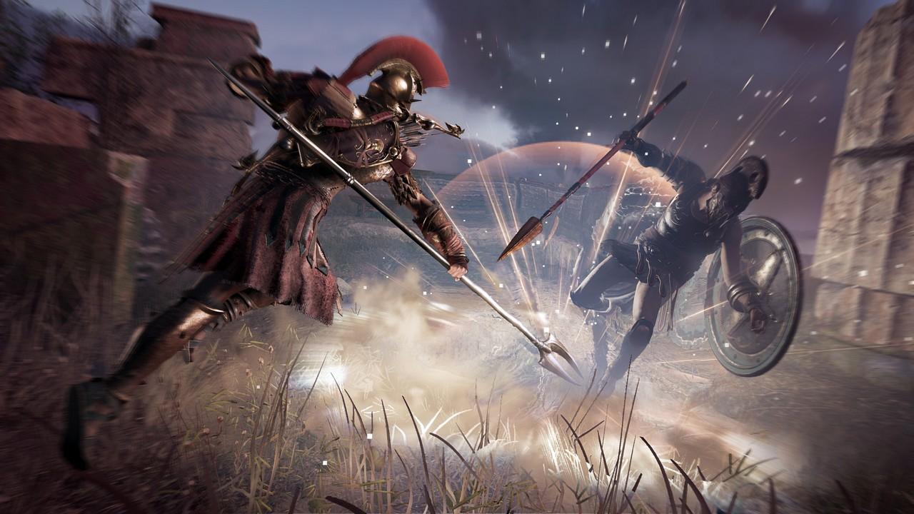 Assassin's Creed Odyssey: nuovo video sui contenuti aggiuntivi di novembre