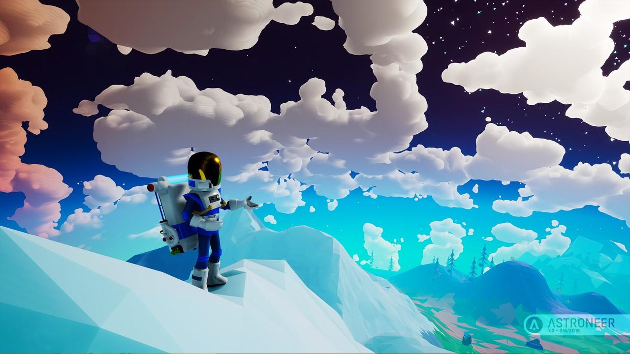 """Astroneer: il """"Journey spaziale"""" di System Era esce a febbraio su PC e Xbox One"""