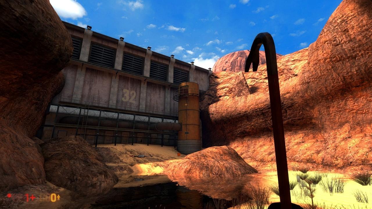 Black Mesa: Xen festeggia i 20 anni di Half-Life con il primo video di gioco