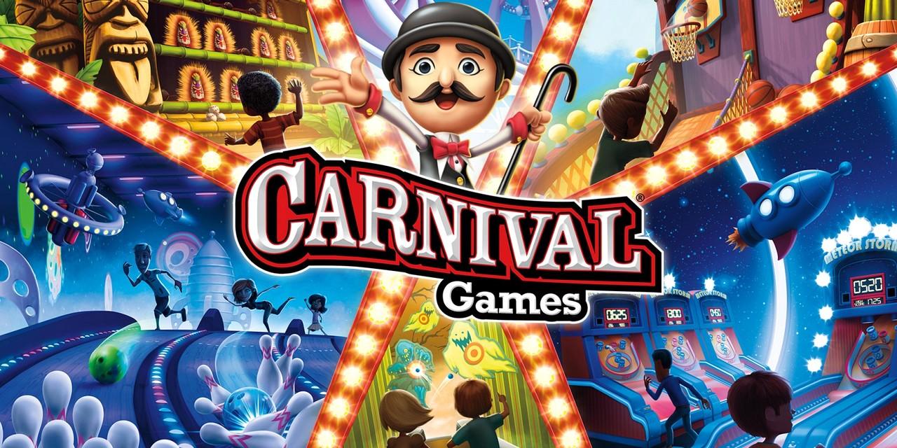 Carnival Games: il trailer di lancio mostra la varietà dei minigiochi