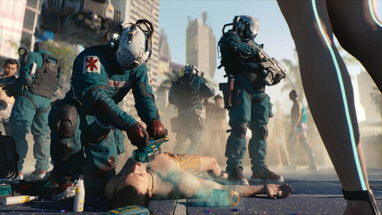 Cyberpunk 2077 sarà rifinito quanto Red Dead Redemption 2