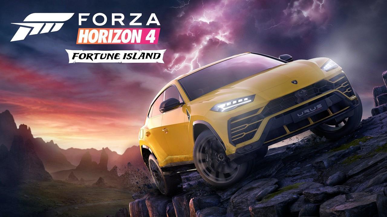 Forza Horizon 4: annunciata l'espansione Fortune Island