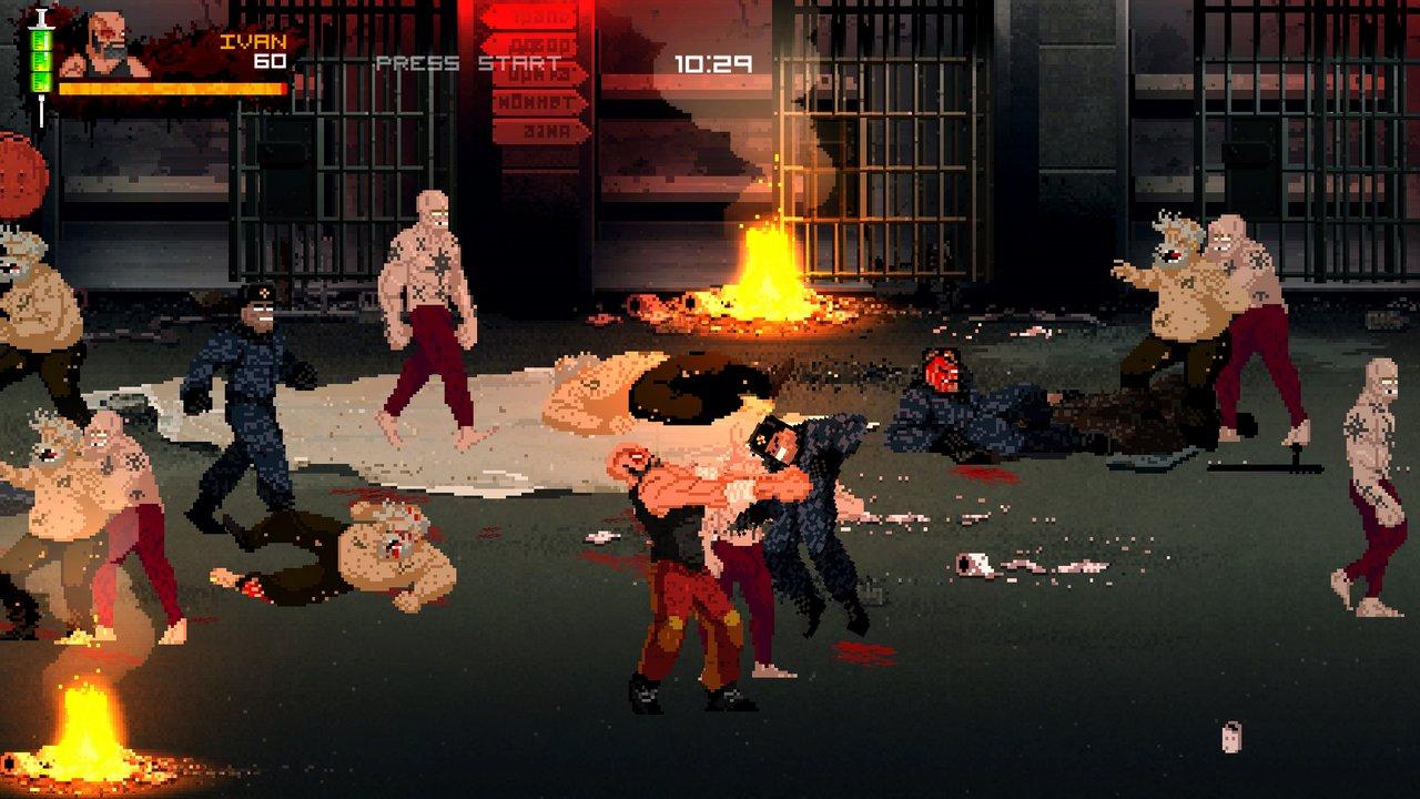 Mother Russia Bleeds: annunciata la versione Nintendo Switch