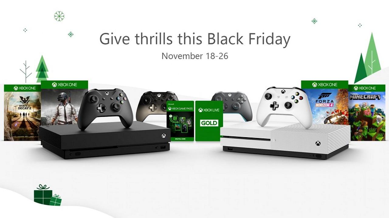 Black Friday e Xbox: in arrivo sconti e offerte da non perdere