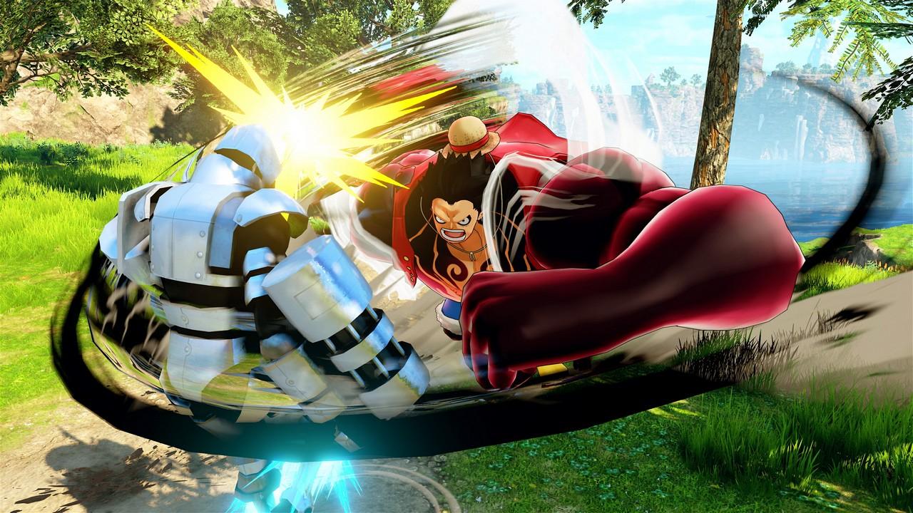 One Piece World Seeker arriverà in Europa a marzo: immagini e video