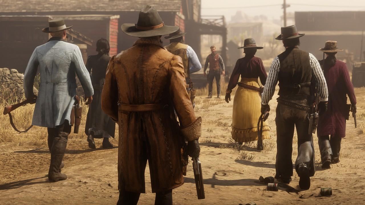 Red Dead Online: nuove immagini e informazioni sulle modalità presenti