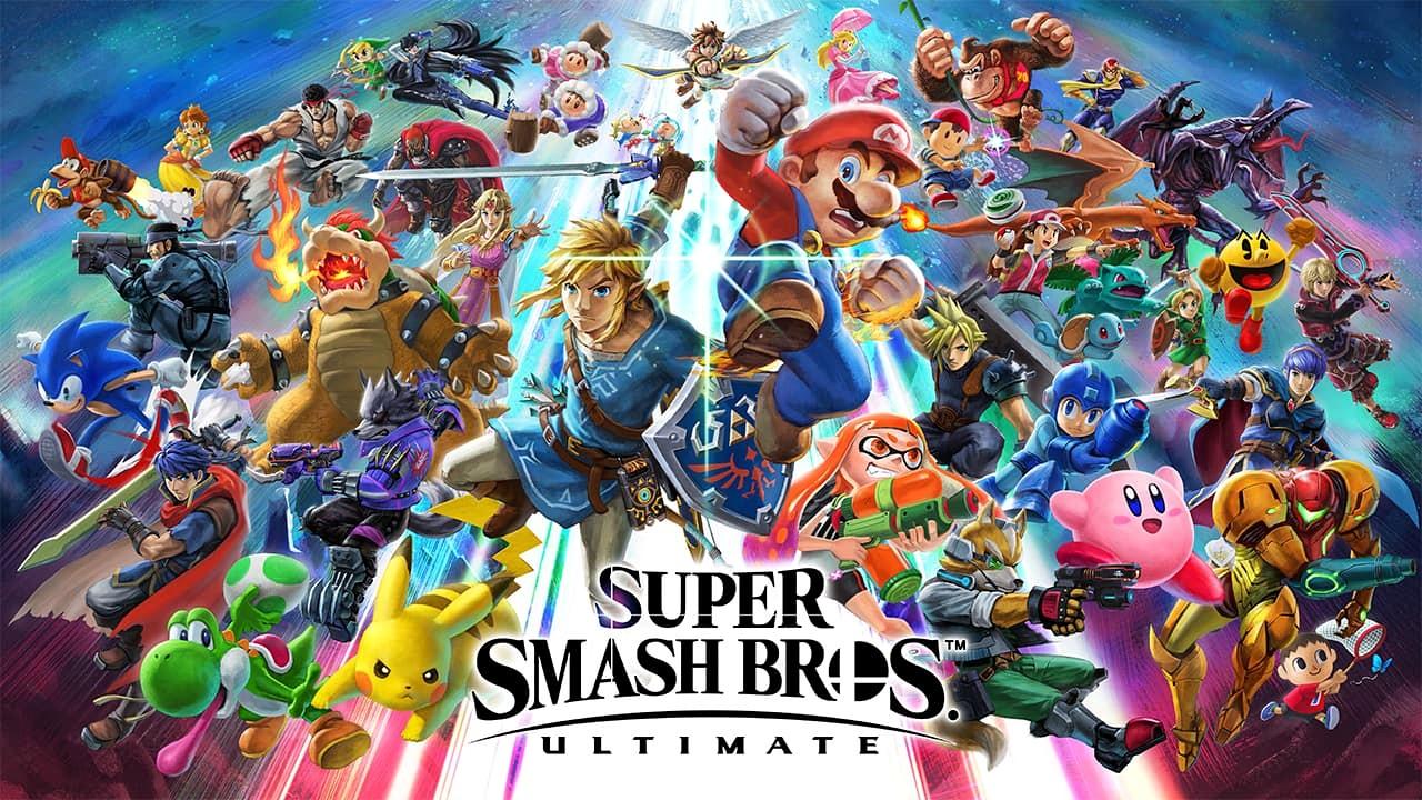 Super Smash Bros. Ultimate entra finalmente in fase Gold