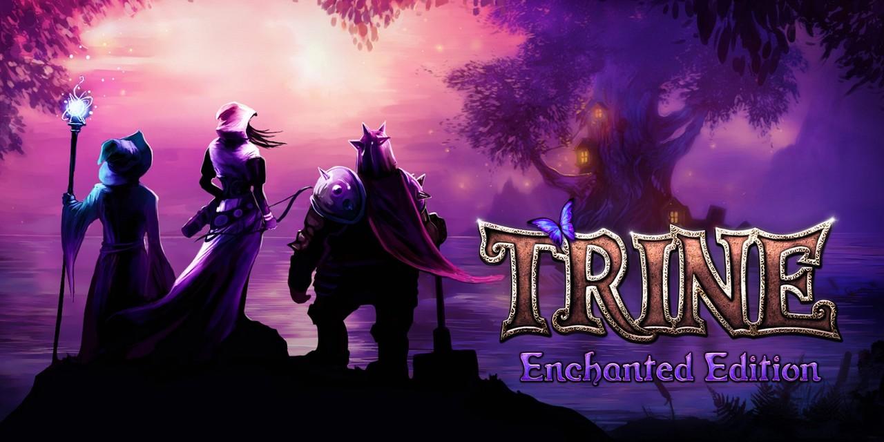 Trine: Enhanced Edition è disponibile su Nintendo Switch