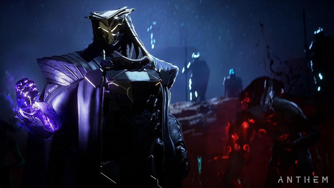 Anthem: immagini e video sulla storia dai Game Awards 2018