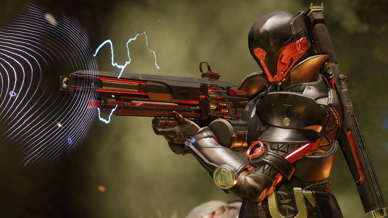 Destiny 2: I Rinnegati – ecco alle armi esotiche dell'espansione Armeria Nera