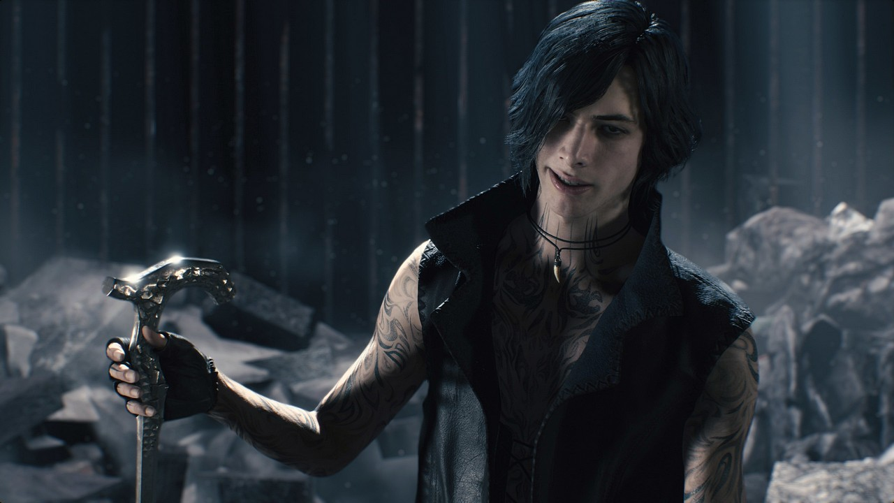 Devil May Cry 5: nuovo video gameplay con protagonista V