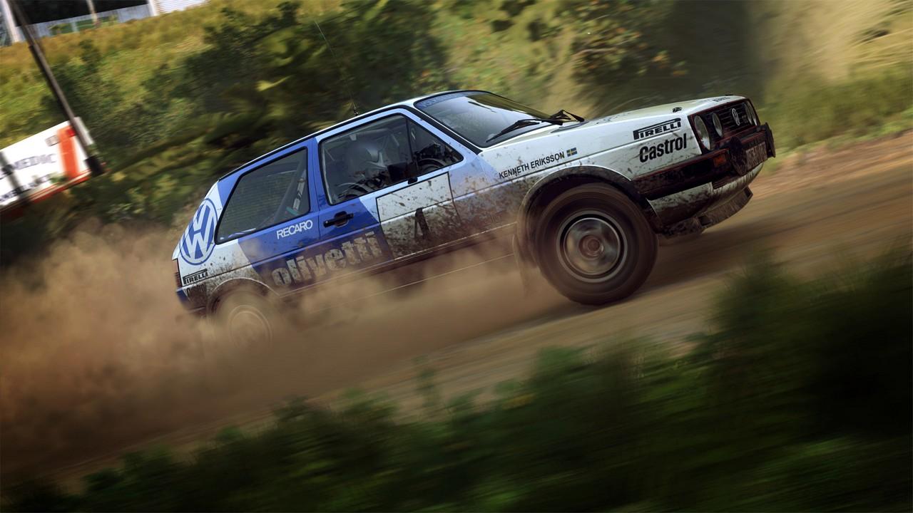 DiRT Rally 2.0: nuovo video sulle Auto da Rally Classiche