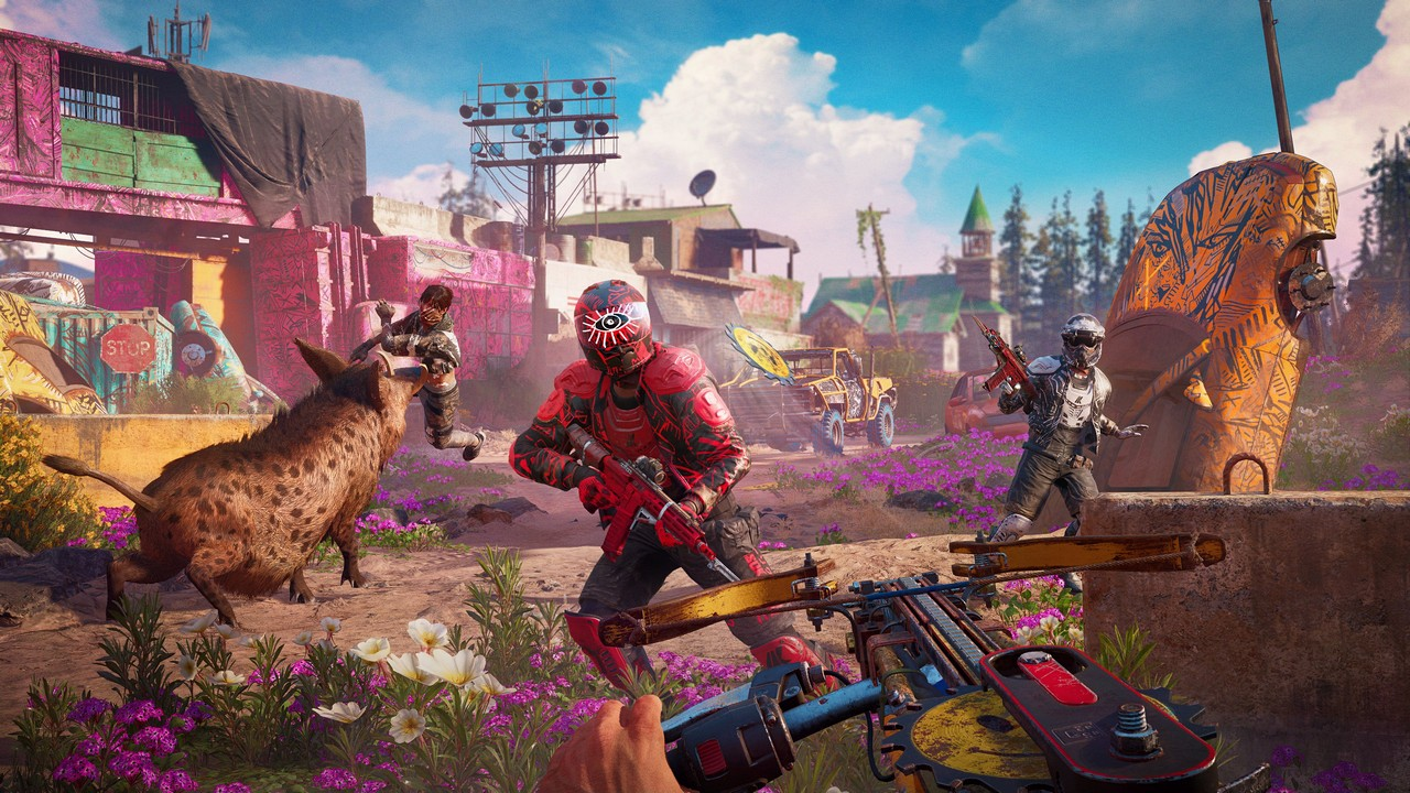 Far Cry New Dawn si mostra in foto e video ai Game Awards 2018