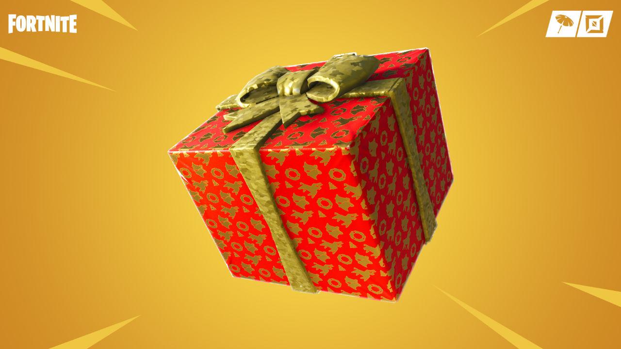 Fortnite: l'aggiornamento 7.10 introduce i Regali di Natale