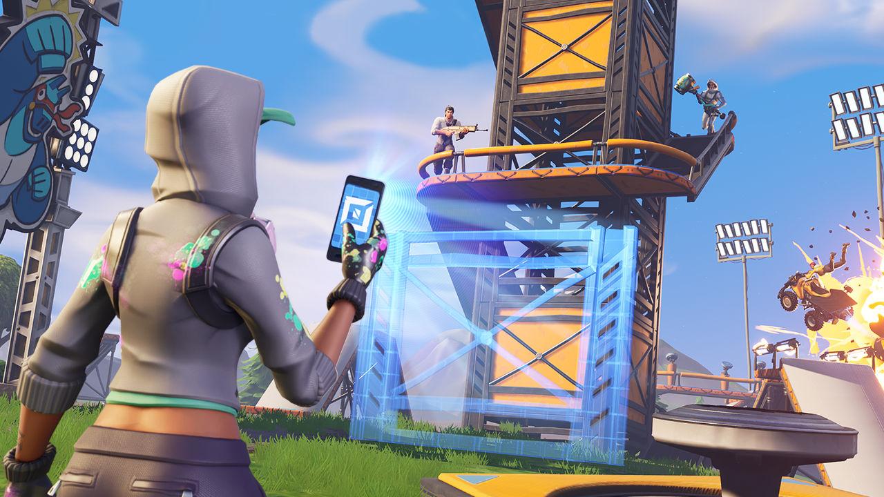Fortnite Stagione 7: Epic Games annuncia la modalità Creativa, guarda il video