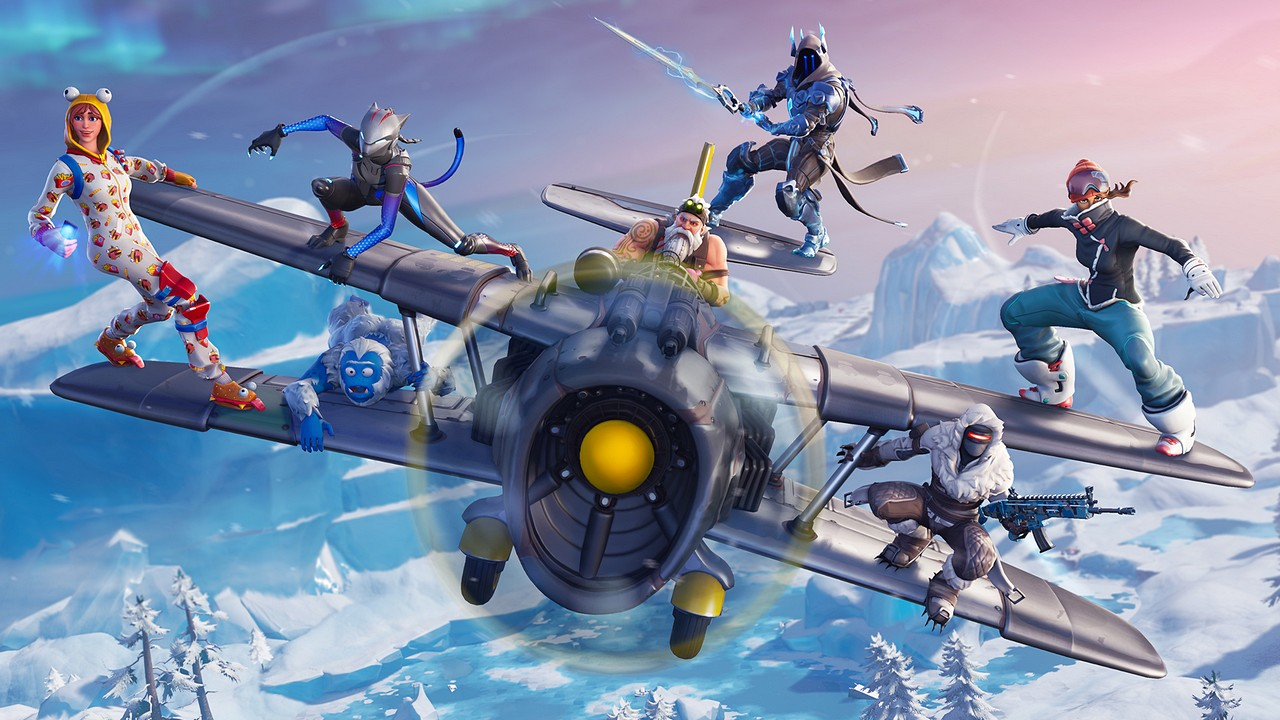 Fortnite: 3 miliardi di dollari di profitto per Epic Games nel 2018