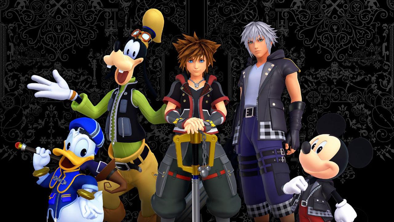 Kingdom Hearts 3, rubate delle copie del gioco: ecco il commento di Nomura