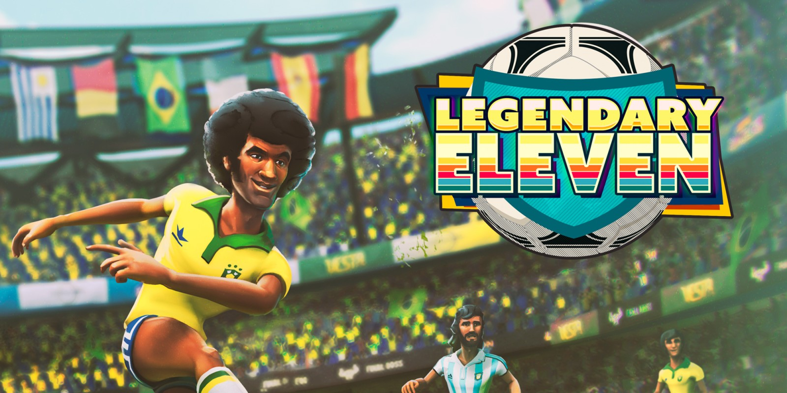 Legendary Eleven: il gioco di calcio arcade arriva su Xbox One a gennaio