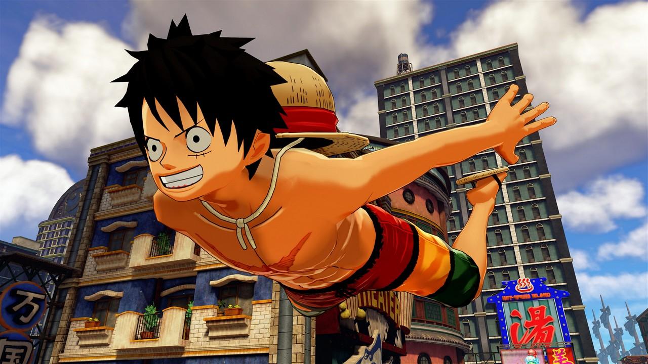 One Piece World Seeker: Bandai Namco pubblica il filmato introduttivo