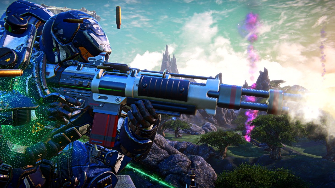 PlanetSide Arena: il battle royale si presenta in foto e video