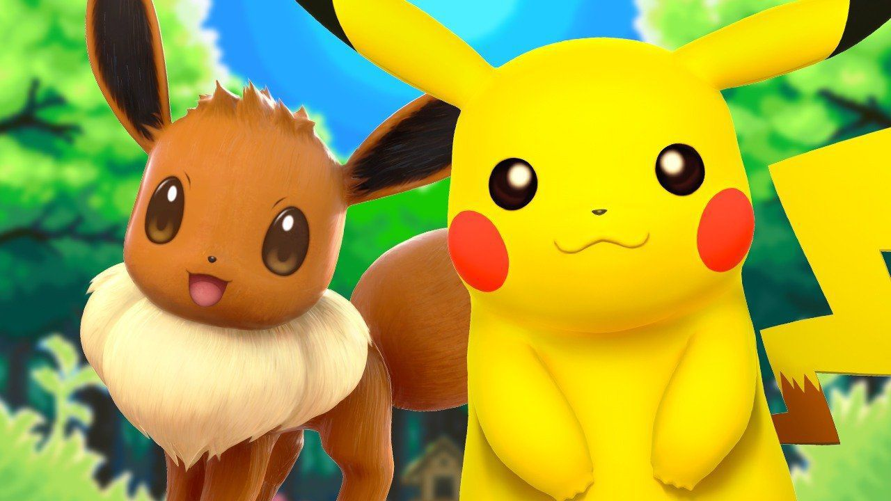Pokemon: Let's Go Pikachu e Eevee, disponibile su iTunes la colonna sonora