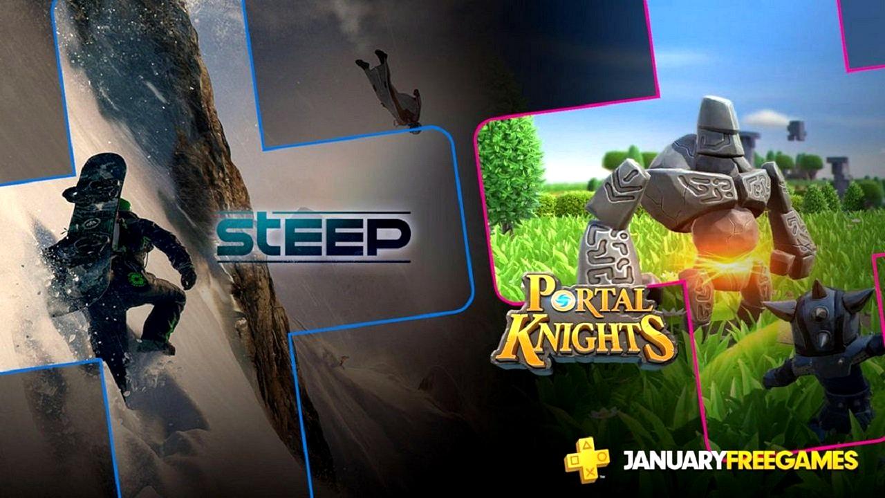 PlayStation Plus: svelati i giochi gratis di Gennaio 2019 per PS4, PS3 e PS Vita