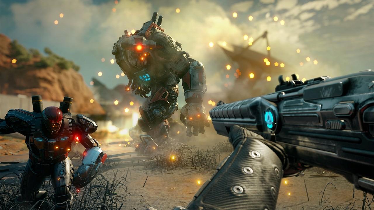 RAGE 2: il video dei Game Awards 2018 ci mostra lo sconfinato mondo di gioco
