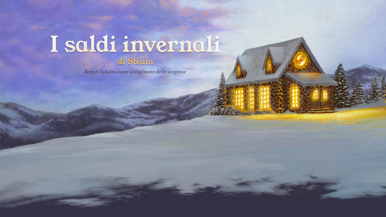 Si salvi chi può: i Saldi Invernali di Steam sono iniziati!