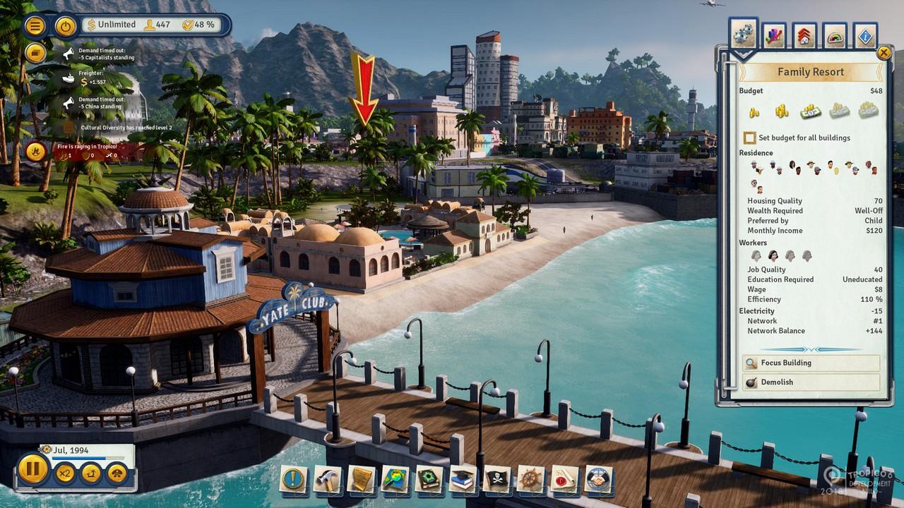 Tropico 6: Limbic ci mostra delle immagini di gioco inedite