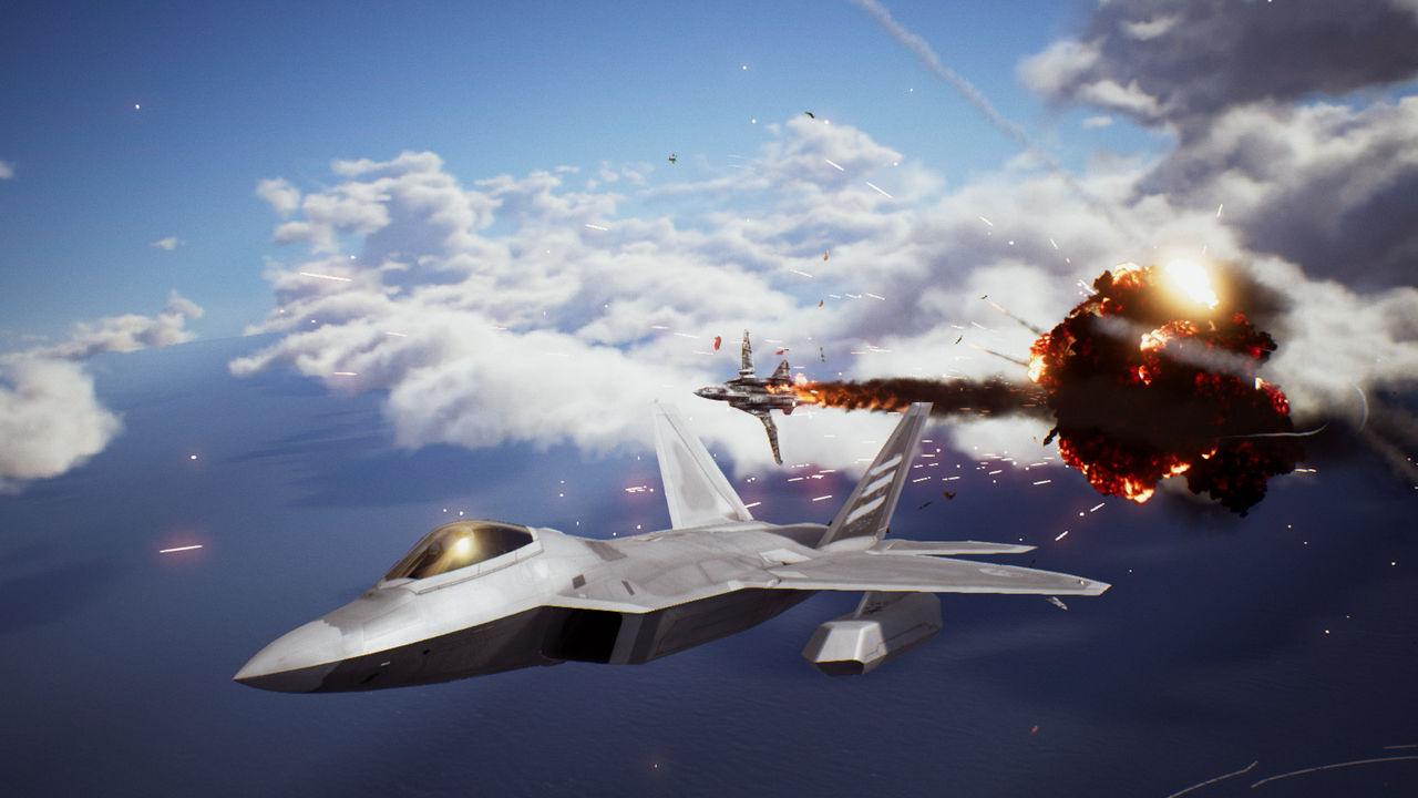 Ace Combat 7: il nuovo trailer ci presenta il multiplayer