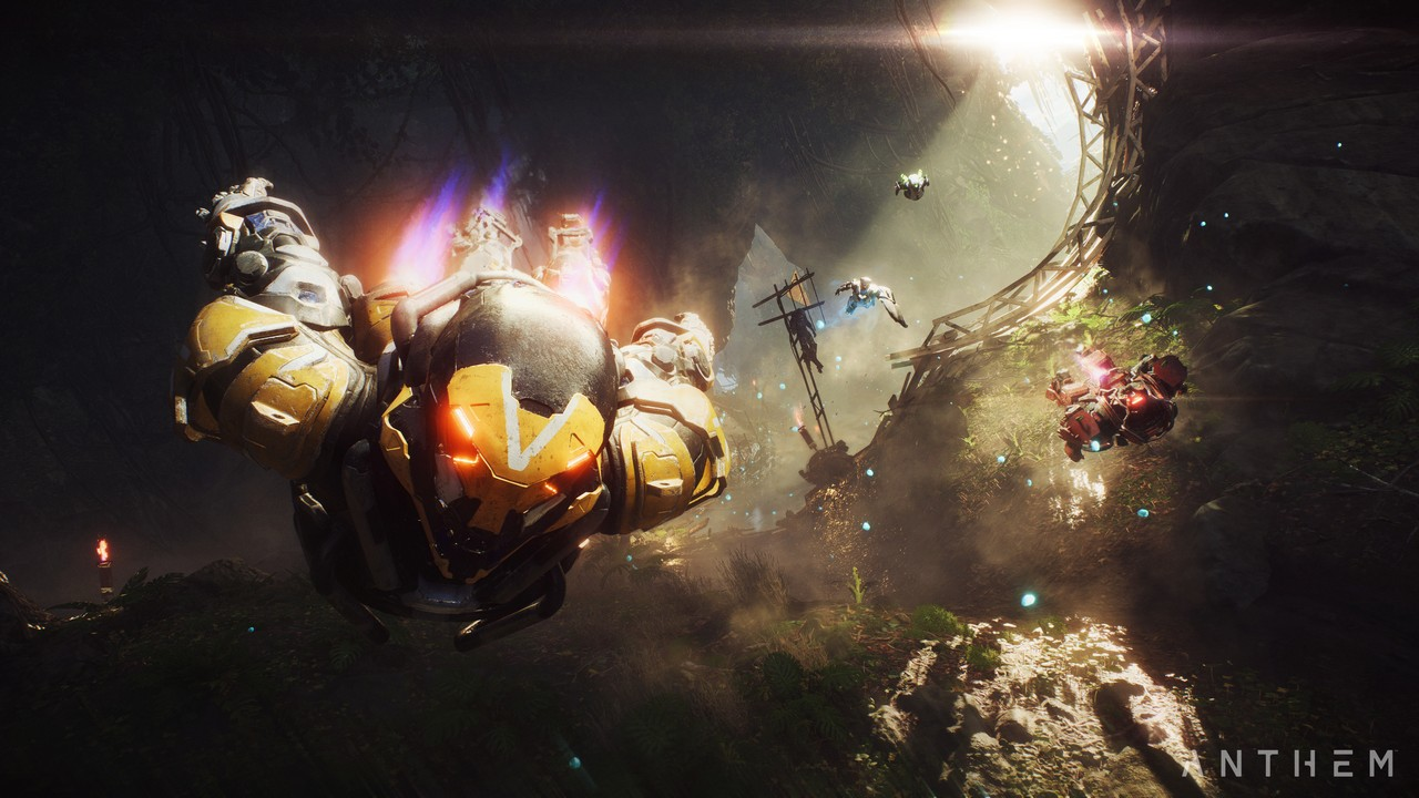"Anthem: nuovo video dalla missione ""Lost Arcanist"""