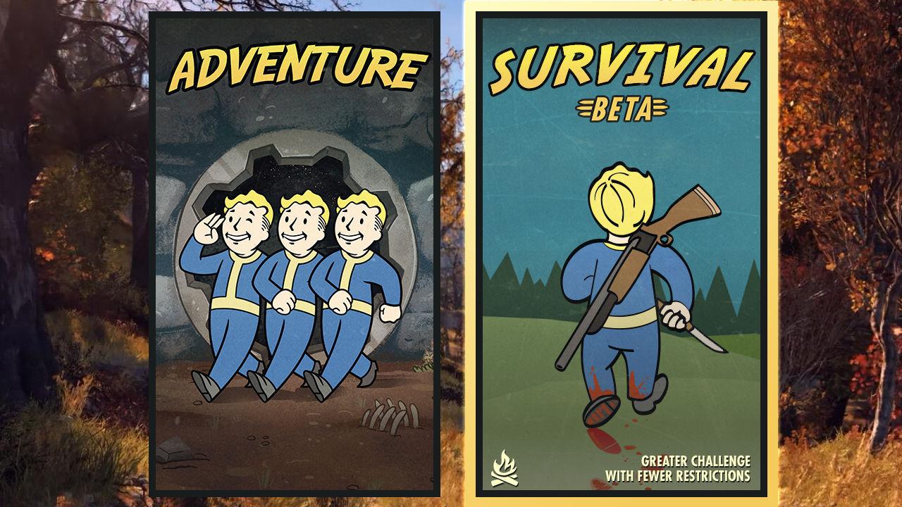 Fallout 76: sfide PvE e battaglie PvP in arrivo con i futuri aggiornamenti